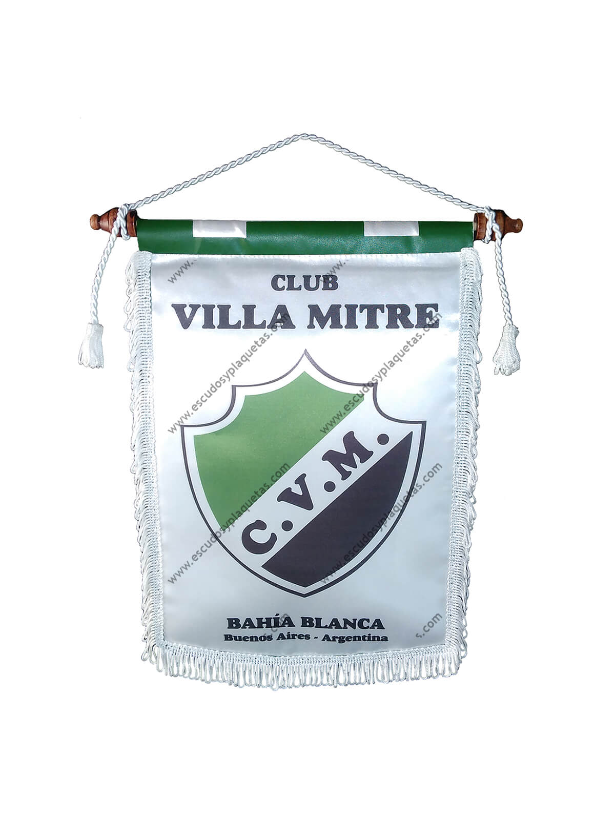 Estandarte Club Villa Mitre